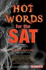Hot Words for the SAT1