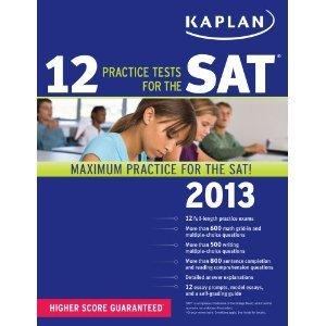 Kaplans 12 Practice Tests