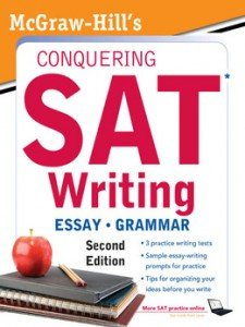 McGraw Hill s Conquering SAT Writing