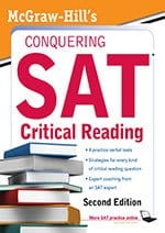 McGraw SAT Critical Reading